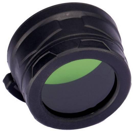 Farbfilter Grün Passend für (Details): MH25, EA4, P25, P16, P15, SRT7, CR6, CG6, CB6, CI6, CU6 und Taschenlampen mit einen Ø 39 - 42 mm NiteCore NITNFG40