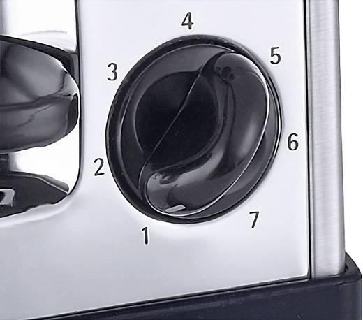 Toaster mit Bagel-Funktion, mit Brötchenaufsatz WMF STELIO Edelstahl