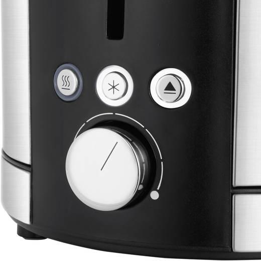 Toaster mit eingebautem Brötchenaufsatz WMF LONO Toaster Chrom (matt)