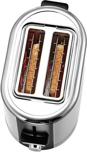 Toaster mit eingebautem Brötchenaufsatz WMF Lono Chrom (matt)