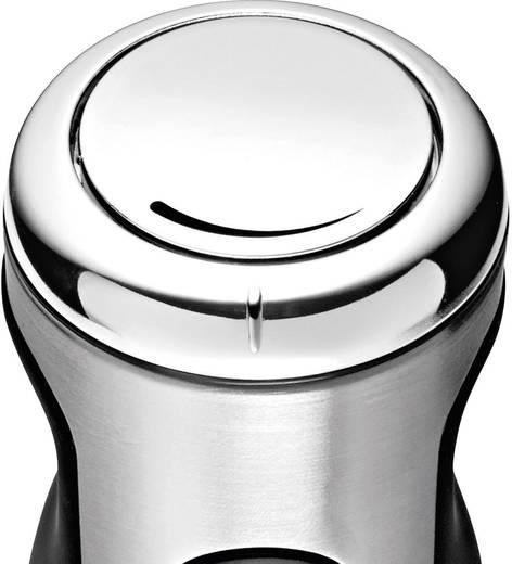 Stabmixer WMF LINEO Edelstab 700 W stufenlose Geschwindigkeitseinstellung, mit Mixbecher Edelstahl, Schwarz