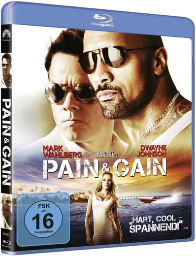 blu-ray Pain & Gain FSK: 16