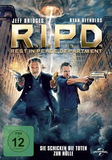 DVD R.I.P.D. FSK: 12