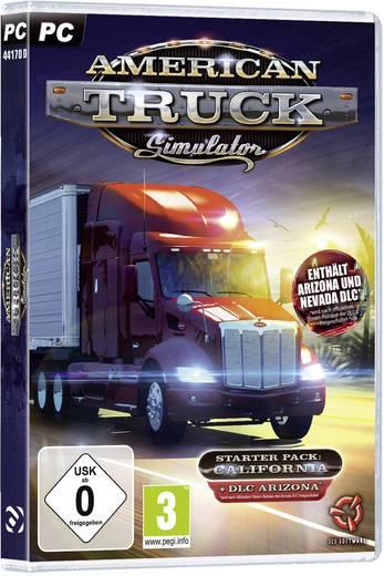 PC American Truck Simulator - Starter Pack: California PC USK: 0