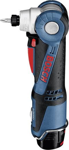 Bosch GWI 10,8 V-LI Professional Akku-Winkelschrauber 10.8 V 2 Ah Li-Ion inkl. 2. Akku, inkl. Koffer