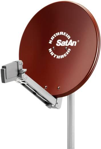 Kathrein CAS 80 SAT Antenne 75 cm Reflektormaterial: Aluminium Rot-Braun