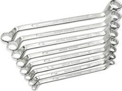 Sada oboustranných očkových klíčů Brüder Mannesmann 140-08 DIN, 6 - 22 mm, N/A, 8dílná