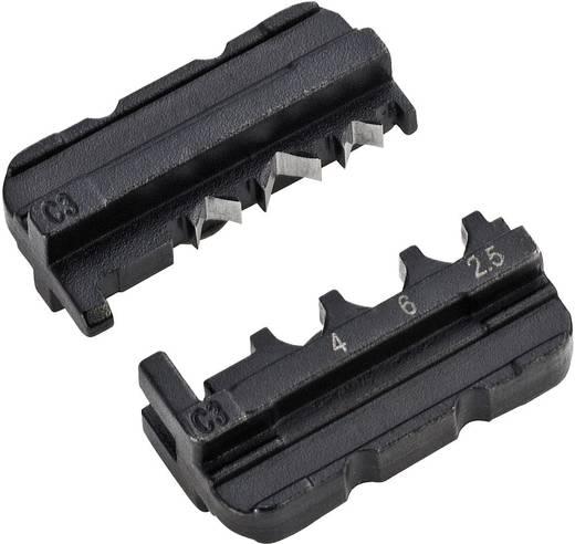 Presseinsatz Solar-Steckverbinder MC3 2.5 bis 6 mm² Cimco 106027 Passend für Marke Cimco Click n Crimp Solar