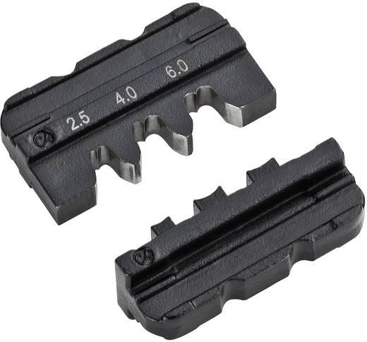 Presseinsatz Solar-Steckverbinder MC4 2.5 bis 6 mm² Cimco 106028 Passend für Marke Cimco Click n Crimp Solar
