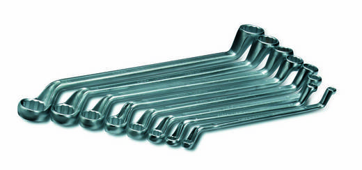 Doppel-Ringschlüssel-Satz 12teilig 6 - 32 mm N/A Cimco 112432