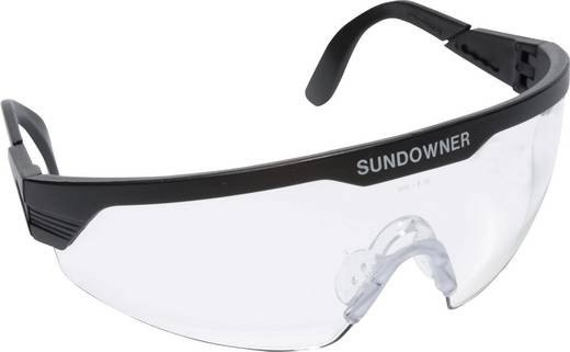 Cimco Schutzbrille Sundowner 140208 EN 166-1