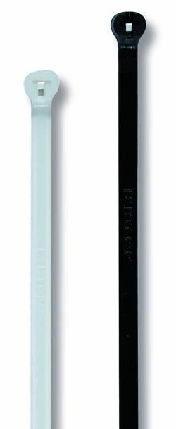 Serre-câbles 4.80 mm x 293 mm naturel Cimco 181344 sans crantage 100 pc(s)