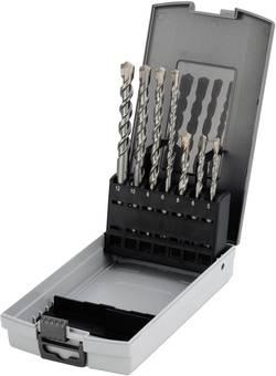 Set de forets pour marteau-perforateur 7 pièces SDS-Plus 5 mm, 6 mm, 6 mm, 8 mm, 8 mm, 10 mm, 12 mm Cimco 201395 1 set