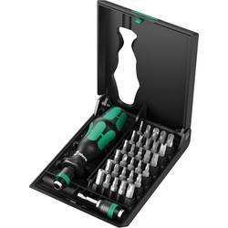 Sada bitov Wera Kraftform Kompakt 71 Security 05057111001, 25 mm, nástrojová ocel, legované, vysoko pevné, 32-dielna