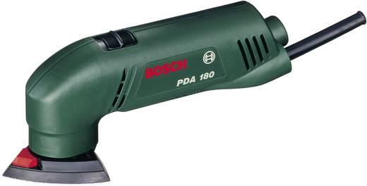 Deltaschleifer 180 W Bosch Home and Garden PDA 180 0603339003 92 x 92 x 92 mm