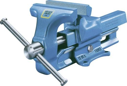 Schraubstock Heuer Backenbreite: 180 mm Spann-Weite (max.): 225 mm