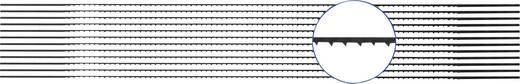Laubsägeblatt für Metalle 12er-Pack Sägeblatt-Länge 130 mm Sägeblatt