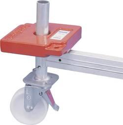 Échafaudage en aluminium Krause 710116 Hauteur de travail (max.): 3.00 m