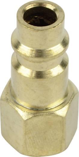 "Brüder Mannesmann Druckluft-Stecknippel 1/4"" (6,3 mm)"