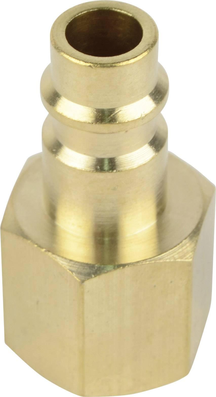 Y Stück 8 mm Druckluft Messing Stecknippel