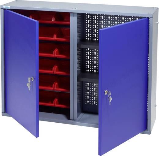Küpper 70327 Hängeschrank mit 18 Sichtboxen (L x B x H) 190 x 800 x 600 mm