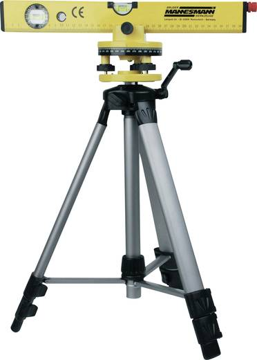 Brüder Mannesmann 81110 Laser-Wasserwaage inkl. Stativ 40 cm 30 m 0.5 mm/m Kalibriert nach: Werksstandard (ohne Zertifi