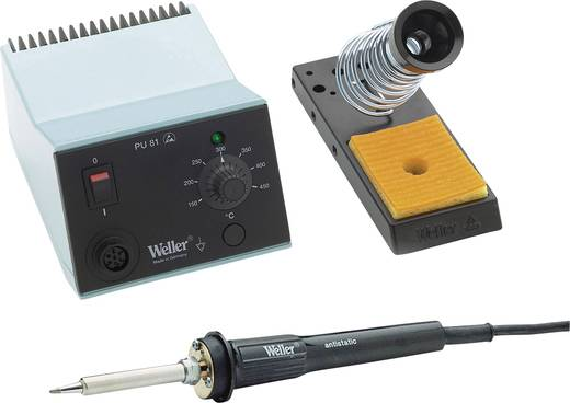 Lötstation analog 80 W Weller Professional WS 51 +150 bis +450 °C