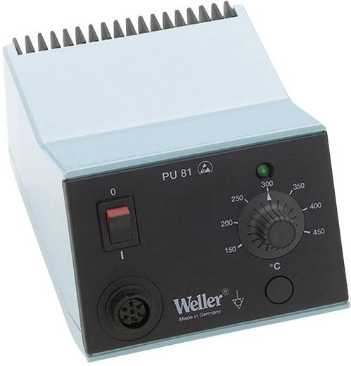 Lötstation-Versorgungseinheit Weller PU 81