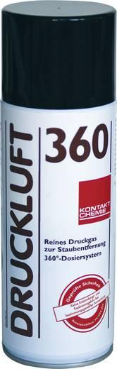 CRC Kontakt Chemie DRUCKLUFT 360 33162-DE Druckluftspray nicht brennbar 200 ml