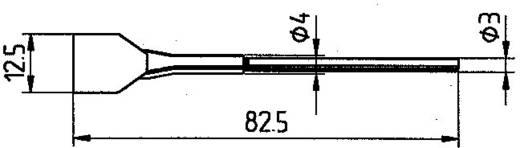 Entlötspitze Ersa FDLF125 Spitzen-Größe 12.5 mm Inhalt 2 St.