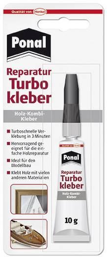 Ponal TURBO-KLEBER Sekundenkleber PES6N 10 g