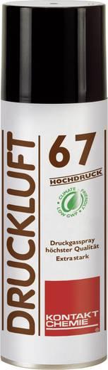 Druckluftspray nicht brennbar CRC Kontakt Chemie DRUCKLUFT 67 HOCHDRUCK 33165-DE 340 ml