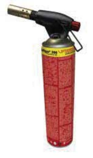 Gaslötkolben Rothenberger ROFIRE 1950 °C 240 min inkl. Piezozünder