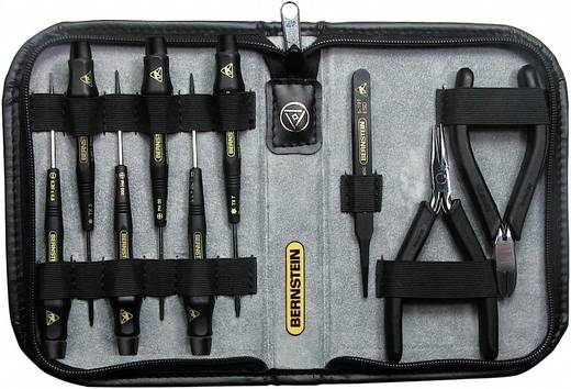 Bernstein SERVICE SET ACCENT 2270 ESD Werkzeugset in Tasche 9teilig