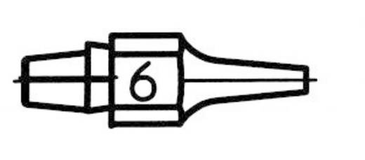 Lotabsaugdüse Weller Professional DX 116 Spitzen-Größe 1.2 mm Spitzen-Länge 27 mm Inhalt 1 St.