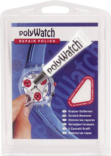 Kratzer-Entfernungspaste Poly Watch