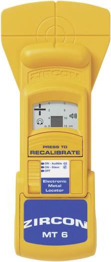 Ortungsgerät Zircon MetalliScanner MT6 58594 Ortungstiefe (max.) 152 mm Geeignet für eisenhaltiges Metall, nicht eisenh