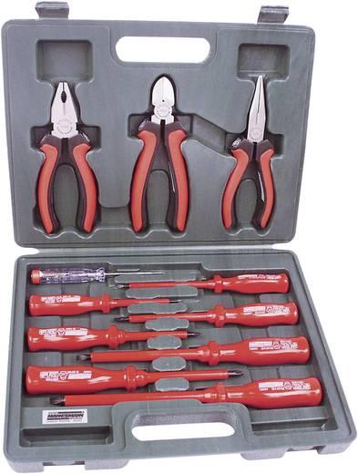 Elektriker Werkzeugset im Koffer 11teilig Brüder Mannesmann 11240