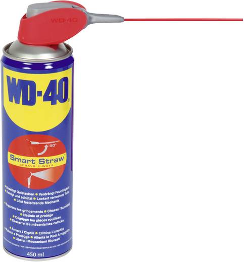 Multi-Öl WD40 Company Smart straw 41037 450 ml