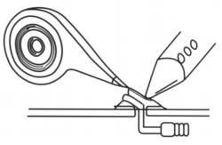 Image of Entlötlitze Arexx AW-200 Länge 2 m Breite 1.7 mm Spender