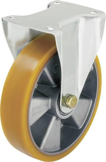 Blickle 266072 Schwerlast Bockrolle, Ø 160 mm Ausführung (allgemein) Bockrolle