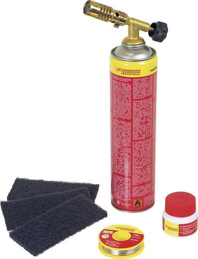Gaslötkolben Rothenberger Industrial Rofix Set 1800 650 °C 150 min inkl. Piezozünder