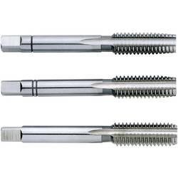 Sada ručních HSS závitníků Exact 1610008, metrické, pravořezné, DIN 352, M4, 45 mm, 3 ks