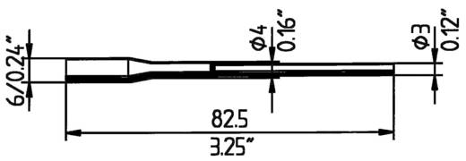 Entlötspitze Ersa ED/SB Spitzen-Größe 6 mm Inhalt 2 St.