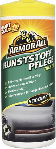 Kunststoffpflege-Tücher Seidenmatt ArmorAll GAA35030GE 1 St.