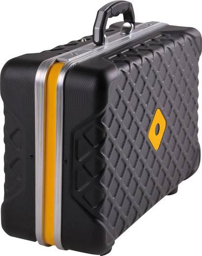 Elektriker Werkzeugkoffer bestückt 64teilig Bernstein SERVICE KOFFER SECURITY 6750 (L x B x H) 470 x 170 x 340 mm