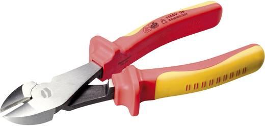 VDE Kraft-Seitenschneider mit Facette 180 mm TOOLCRAFT 821018