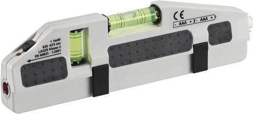 Laser-Wasserwaage 17 cm 50 m Laserliner HANDYLASER COMPACT 025.03.00A 0.5 mm/m Kalibriert nach: Werksstandard (ohne Zer