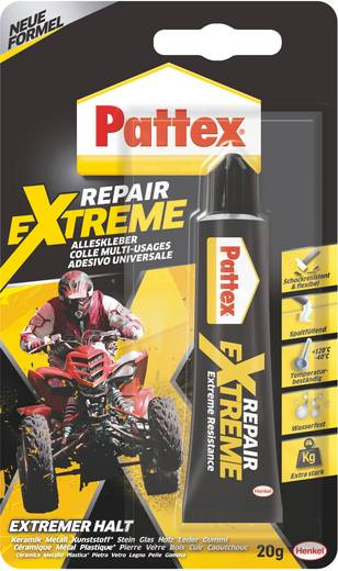 Pattex Repair Gel Reparaturkleber PRX12 20 g