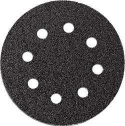 Brusné papíry pro excentrické brusky Fein 63717234010 na suchý zip, s otvory, Zrnitost 60, (Ø) 115 mm, 12 ks